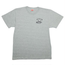 SCREW Tee [GRAY]