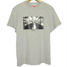DIG IN THE JUNGLE TEE [GRAY]