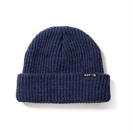 HUF / USUAL BEANIE  / DENIM HEATHER
