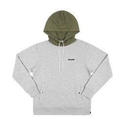 Only NY /  Canyon Hoody (Heather Grey)