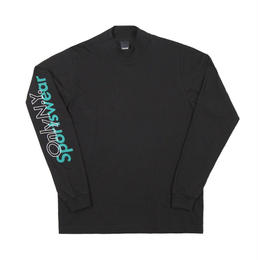 Only NY / Sportswear L/S Mock Turtleneck (Black)