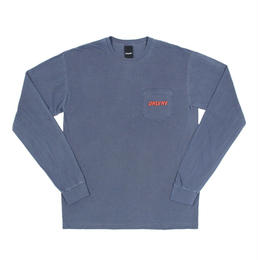 Only NY / Planet Pocket L/S T-Shirt (Denim)