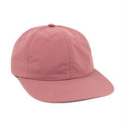 Only NY / Nylon Tech Polo Hat (Dusty Rose)