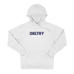 Only NY / Sportswear Hoody  (Heather Grey)