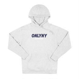 Only NY / Sportswear Hoody  (Heather Grey)