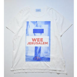 Black Weirdos /  WEE-J Tee (White)