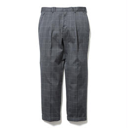SON OF THE CHEESE / college pants (GRAY)