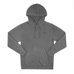 Only NY /  Pigment Dyed OK Hoody (Vintage Black)