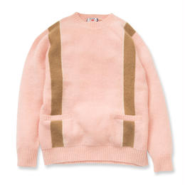 SON OF THE CHEESE / Skins knit (PINK)
