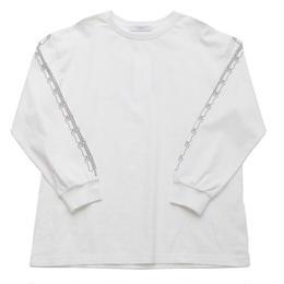 DONTSUKI / SUMOU L/S TEE (WHITE)