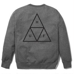 HUF / TRIPLE TRIANGLE CREW (GRAY)