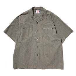 SON OF THE CHEESE / FLAP Shirt SS (GRAY)