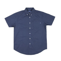Only NY / Blue Point Short Sleeve Button up Shirt (Navy)