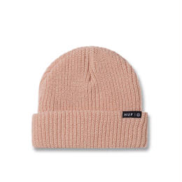 HUF  USUAL BEANIE (DUSTY  PINK)