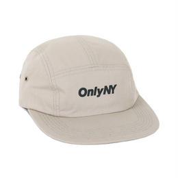Only NY / Logo 5-Panel (Khaki)