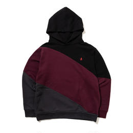 SON OF THE CHEESE / VAN HOODIE  (GRAY)