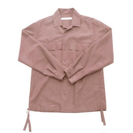 DONTSUKI / 2POCKET SHIRT (PINK)