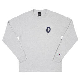 Only NY /Derby Champion L/S T-Shirt  (Heather Grey)