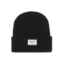 Only NY / Lodge Beanie (Black)