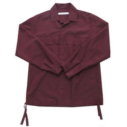 DONTSUKI / 2POCKET SHIRT (PURPLE)