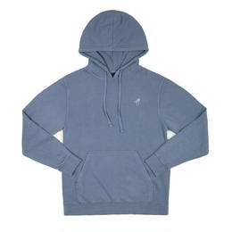 Only NY /  Pigment Dyed OK Hoody (Vintage Blue)