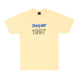 Only NY / Training T-Shirt (Dandelion)