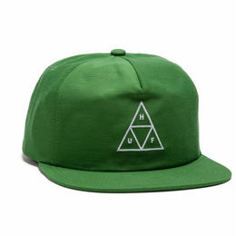HUF / TRIPLE TRIANGLE SNAPBACK / KELLY GREEN