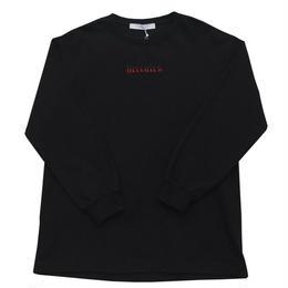 DONTSUKI / HERCULES L/S TEE (BLACK)