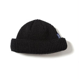 SON OF THE CHEESE / WOOL BEANIE short (BLACK)