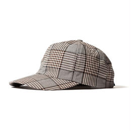 SON OF THE CHEESE / Check CAP(GRAY)