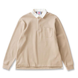 SON OF THE CHEESE / Italian ragga shirts (BEIGE)
