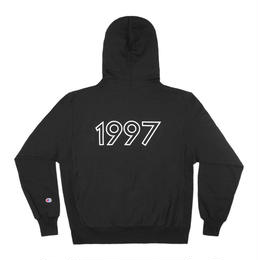 Only NY / Subway Champion® Reverse Weave Hoody  (Black)