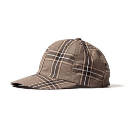 SON OF THE CHEESE / Check CAP(BROWN)