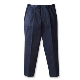 SON OF THE CHEESE / wide tack pants (NAVY)