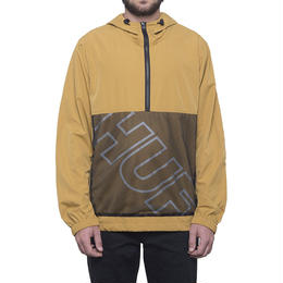 HUF / WIRE FRAME ANORAK (HONEY MUSTARD)