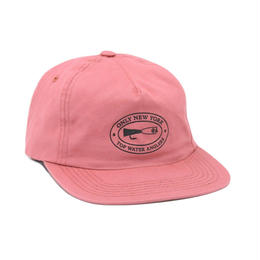 Only NY / Top Water Anglers Polo Hat (Salmon)