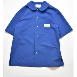 Black Weirdos / Peterpan Shirt  (Royal Blue)