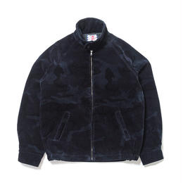 SON OF THE CHEESE / CAMO JKT (NAVY)
