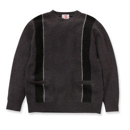 SON OF THE CHEESE / Skins knit (GRAY)