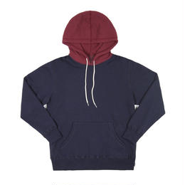 Only NY / Heavyweight Combo Hoody (Navy)