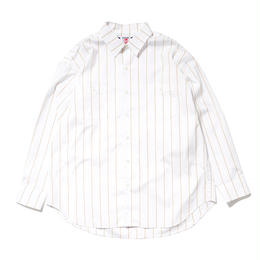 SON OF THE CHEESE / Big Stripe Shirt(YELLOW ST)