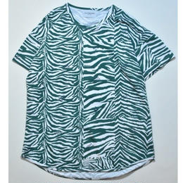 Black Weirdos / Crazy Zebra Tee (White)