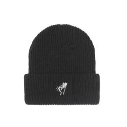 Only NY / OK Beanie (Black)
