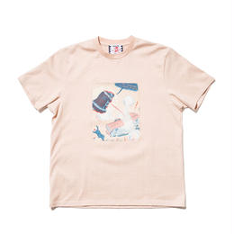 SON OF THE CHEESE / Enemy of Wig TEE(PINK)