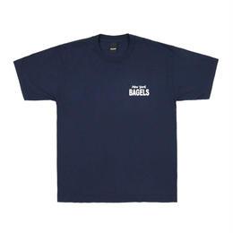 Only NY /  Newyork Bagles T-shirt (Navy)