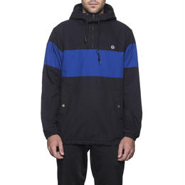 HUF / EXPLORER-1 ANORAK JACKET (BLACK)