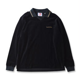 SON OF THE CHEESE / Velor Polo (BLACK)