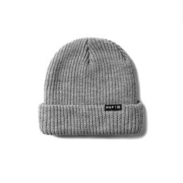 HUF  USUAL BEANIE (GRAY HEATHER)