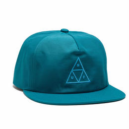HUF / TRIPLE TRIANGLE SNAPBACK / CRYSTAL BLUE