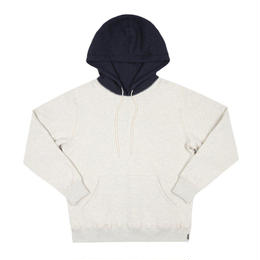 Only NY / Heavyweight Combo Hoody (Ash)